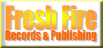 Fresh Fire Records & Publishing & Publishing Logo